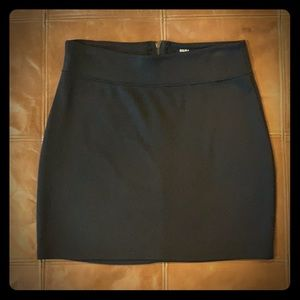 BDG Black Mini Skirt